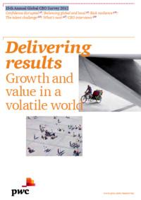 XV щорічне опитування керівників найбільших компаній світу від PwC