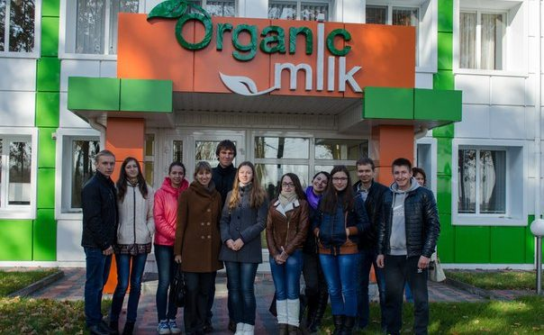 Знайомство з органічним виробництвом