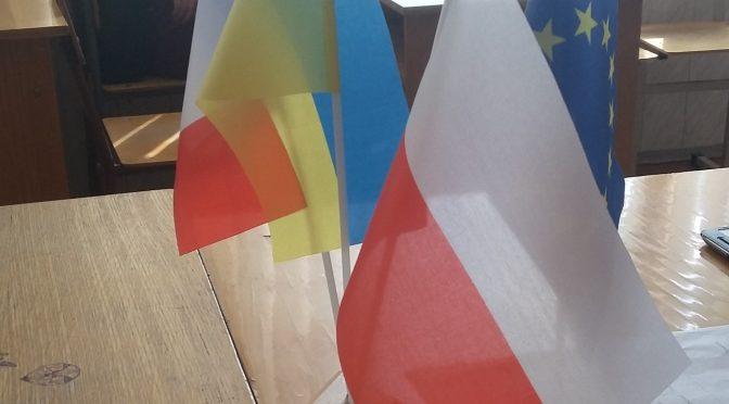 День Європи в ЖДТУ